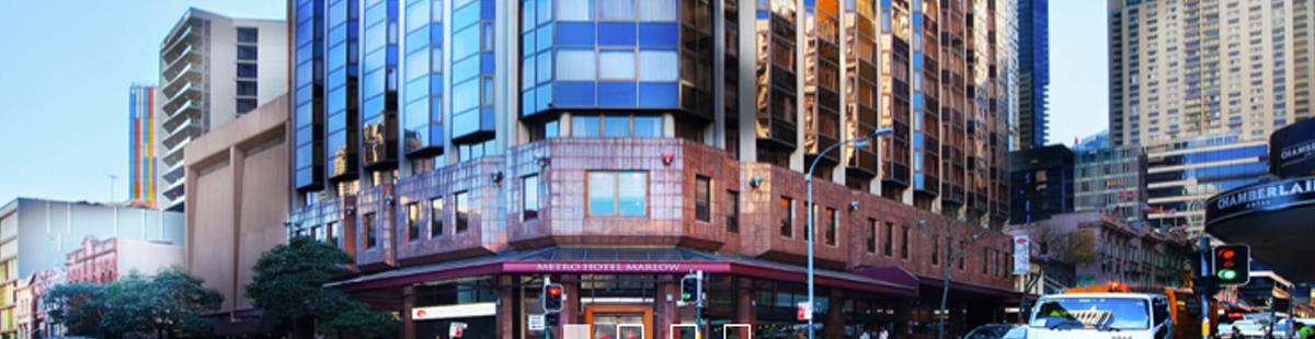 Metro Hotel Sydney Central