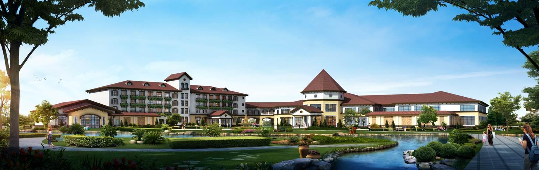 Argyle Resort Yantai