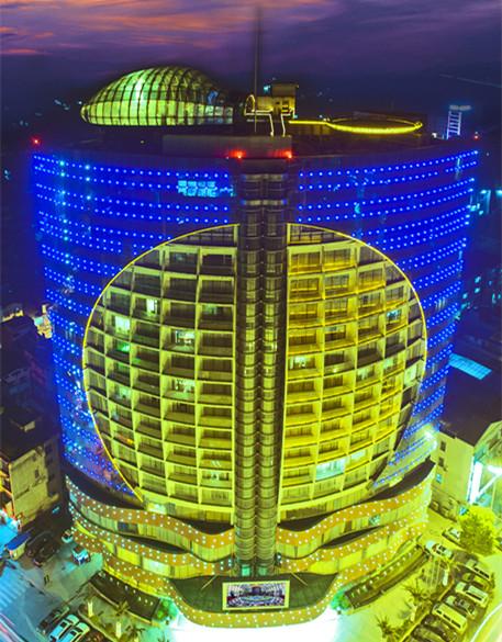 五彩金沙澳斯特酒店