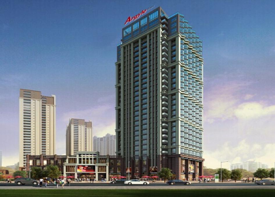 Argyle Hotel Jinzhou Wonder