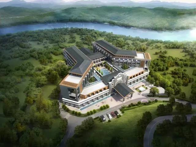 中国藏茶村澳斯特酒店