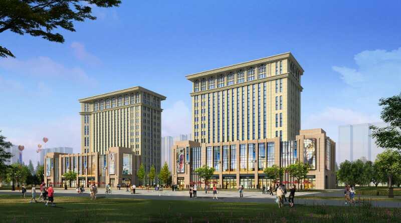 Argyle Hotel Cangzhou