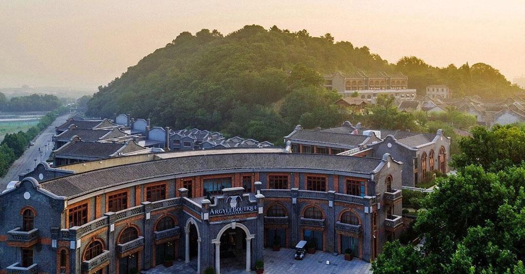镇江西津渡雅阁璞邸酒店