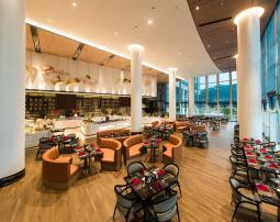 香榭岛咖啡西餐厅,赋能雅阁酒店多元化经营